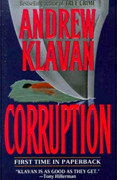 Corruption by Andrew Klavan (image)