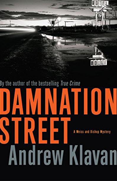 Damnation Street by Andrew Klavan (image)