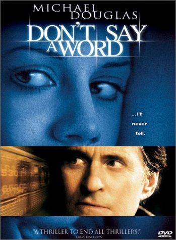 Don't Say a Word by Andrew Klavan DVD (image)
