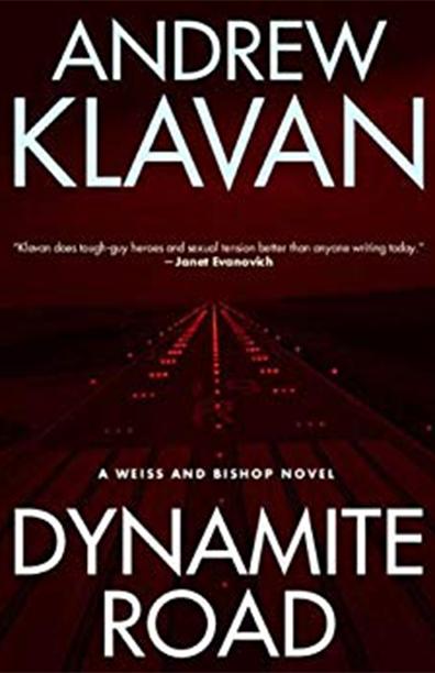 Dynamite Road by Andrew Klavan (image)